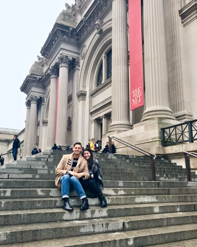 Channeling S&B at The Met