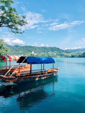In love with Lake Bled